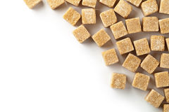 Açúcar mascavado Imagem de Stock