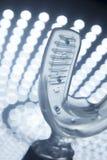 Accélérateur dentaire de dispositif d'alignement de parenthèse Photo libre de droits