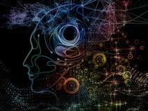 Accélération de conscience de machine Images libres de droits