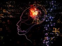 Accélération de conscience de machine Image libre de droits