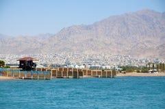 Accaba, Jordania Fotografía de archivo