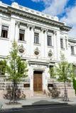 Accademia delle scienze lituana a Vilnius Immagine Stock Libera da Diritti