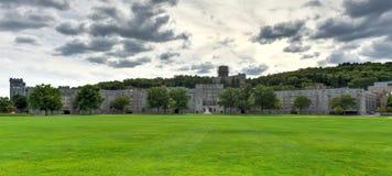 Accademia militare degli Stati Uniti a West Point Immagini Stock