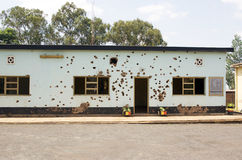 Accampamento Kigali Immagine Stock Libera da Diritti