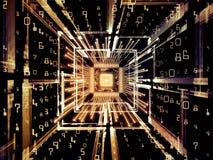 Acceleration of Digital Processor Royalty Free Stock Photos