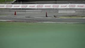 Acceleration Grand Prix Formula A1 championships stock video