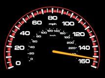 Accelerazione Fotografia Stock