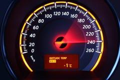 Accelerazione Fotografie Stock