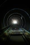Accendendosi al tunnel Fotografia Stock Libera da Diritti