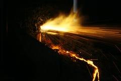 Accendino del fuoco Fotografie Stock Libere da Diritti