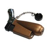 Accenditore della sigaretta Fotografie Stock Libere da Diritti