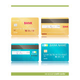 Accept Cards Stock Photo