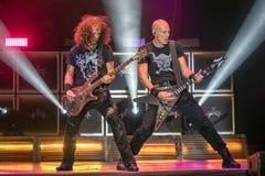 Accept at Metalfest 2015 Stock Image