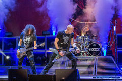 Accept at Metalfest 2015 Royalty Free Stock Photo