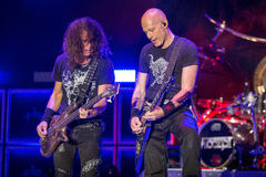 Accept at Metalfest 2015 Stock Photo