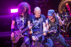 Accept at Metalfest 2015 Stock Image