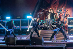 Accept at Metalfest 2015 Royalty Free Stock Photography