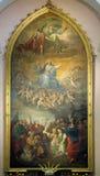 Acceptation de Vierge Marie Photographie stock
