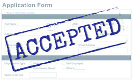 Accepted Challenge Change Choice Confident Concept Royalty Free Stock Photo