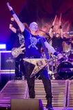 Acceptez chez Metalfest 2015 Images stock