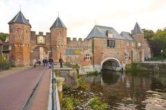Acces zur mittelalterlichen Stadtmitte Lizenzfreie Stockfotografie