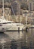 Acceso de Mónaco Fotografía de archivo libre de regalías