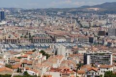 Acceso de Marsella, Francia Fotos de archivo
