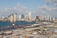 Acceso de Miami Imagenes de archivo