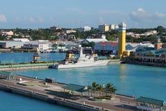 Acceso de Nassau foto de archivo libre de regalías