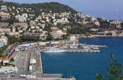 Acceso de Niza Imagen de archivo libre de regalías
