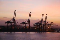 Acceso de Panamá Imagen de archivo