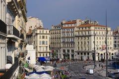 Acceso viejo de Marsella Fotos de archivo