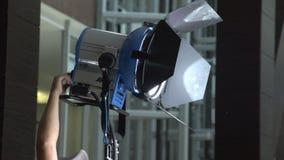 Accesorio de iluminación de adaptación de la mano metrajes