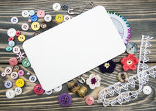 Accesorio de la personalización Fotografía de archivo libre de regalías