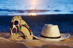 Accesorio del verano Imagenes de archivo