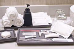Accesorio en cuarto de baño Fotografía de archivo