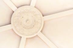 Accesorio retro del techo Imagen de archivo