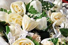 Accesorios 4 de la boda Imagen de archivo libre de regalías
