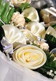 Accesorios 5 de la boda Imágenes de archivo libres de regalías