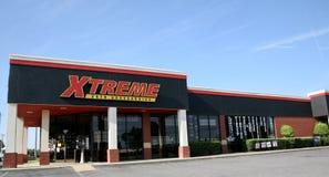 Accesorios autos de Xtreme Fotografía de archivo libre de regalías