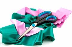 Accesorios de costura Imagen de archivo