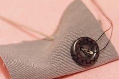 Accesorios de costura Todo para coser a mano Fotografía de archivo libre de regalías
