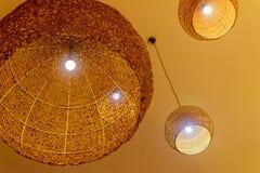 Accesorios de iluminación fotos de archivo