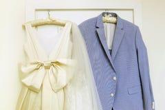 Accesorios de la boda Imagen de archivo libre de regalías