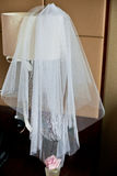 Accesorios de la boda, novia Imágenes de archivo libres de regalías