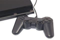Accesorios de la consola imagen de archivo