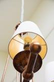 Accesorios de la lámpara de la lámpara Imagenes de archivo