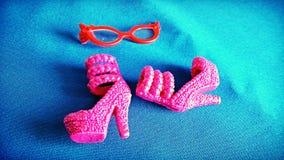 Accesorios de la muñeca Imagen de archivo