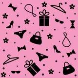 Accesorios de la mujer Imagen de archivo libre de regalías