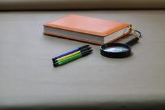 Accesorios de la oficina, oficina Imagenes de archivo